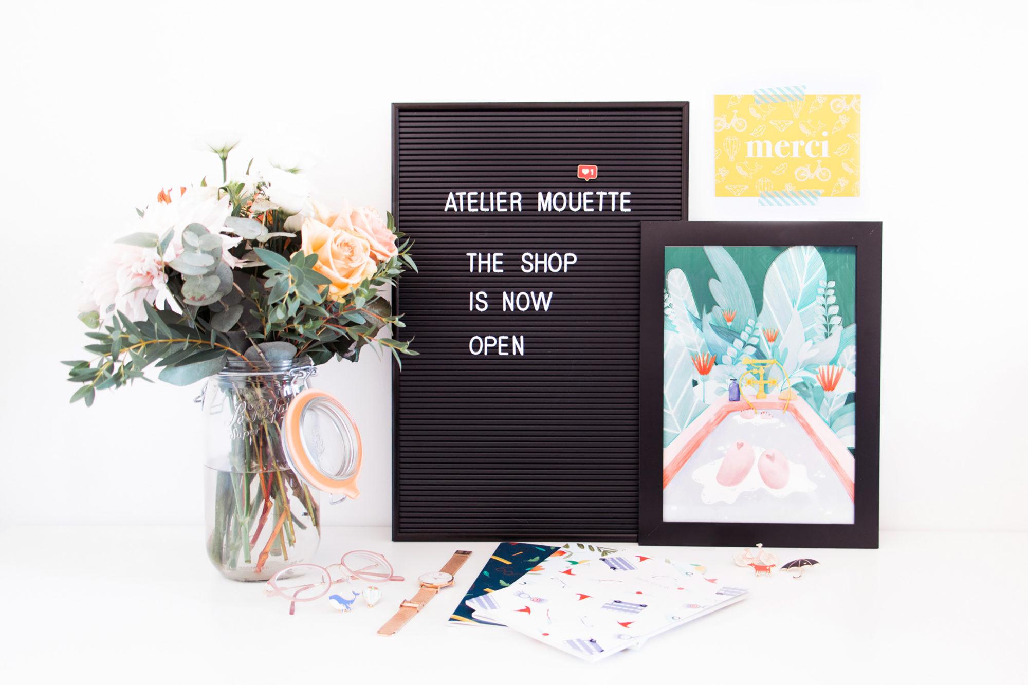 Atelier Mouette Boutique